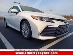 New Toyota vehicle 2021 Toyota Camry LE Sedan for sale near you in Burlington, NJ