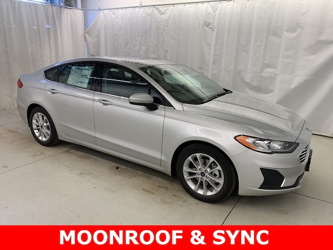 Ford Fusion Ecoboost >> New 2019 Ford Fusion For Sale Vermilion Oh Vin 3fa6p0hd9kr214586
