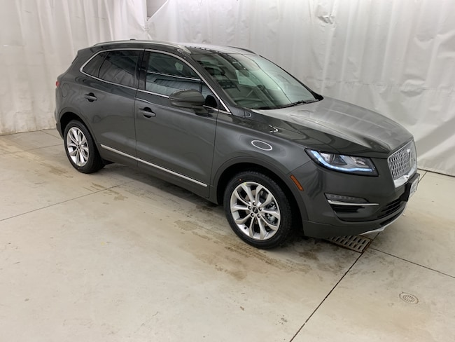 2019 Lincoln MKC Select SUV Vermilion