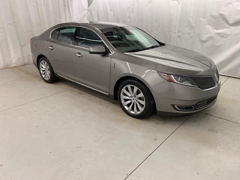 2015 Lincoln MKS Lincoln Certified, SEDAN
