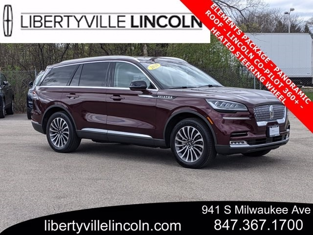 Used Lincoln Aviator Libertyville Il