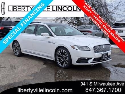 2017 Lincoln Continental Reserve Sedan