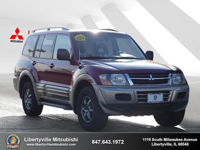 2002 Mitsubishi Montero XLS SUV
