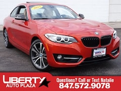 2015 BMW 228i w/SULEV Coupe