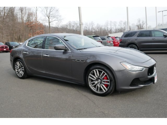 Used Maserati Ghibli Green Brook Township Nj