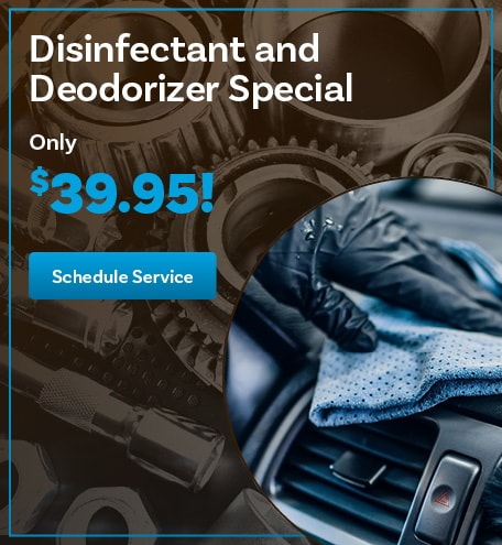 Disinfectant and Deodorizer Special