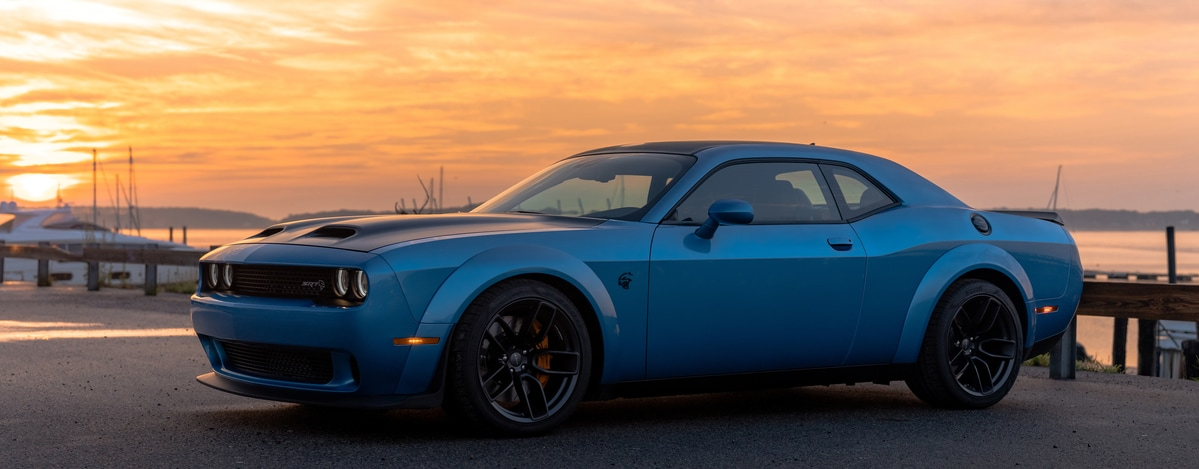 2021 Dodge Challenger SRT Hellcat Coupe