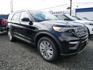 2021 Ford Explorer Limited 4WD SUV