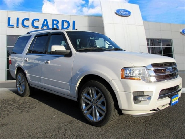 2015 Ford Expedition Limited SUV for sale in Watchung, NJ at Liccardi Ford