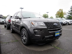 2018 Ford Explorer Sport AWD SUV