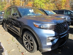 New 2020 Ford Explorer ST 4WD SUV for sale in Watchung, NJ at Liccardi Ford