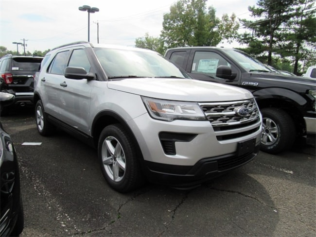 2019 Ford Explorer Base AWD SUV for sale in Watchung, NJ at Liccardi Ford