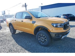 New 2021 Ford Ranger XLT 4WD Truck Super Crew for sale in Watchung, NJ at Liccardi Ford