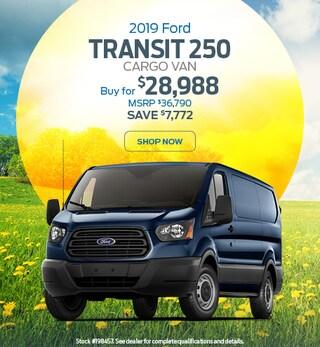 2019 Ford Transit 250 Cargo Van