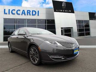 Certified Pre-Owned  2015 Lincoln MKZ Hybrid Sedan 3LN6L2LU3FR611494 for sale in Watchung, NJ at Liccardi Ford