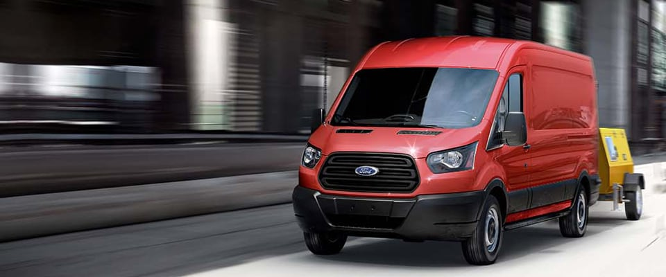 d7cd9fde83 2018 Ford Transit Van