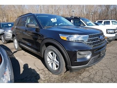 New 2021 Ford Explorer XLT 4WD SUV for sale in Watchung, NJ at Liccardi Ford