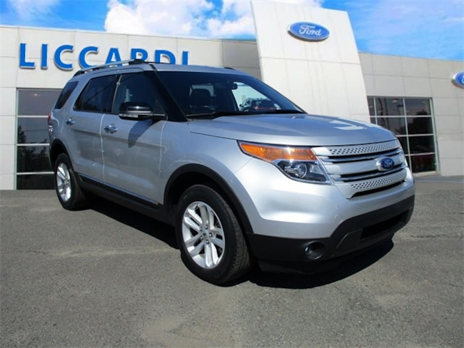 2015 Ford Explorer XLT SUV for sale in Watchung, NJ at Liccardi Ford