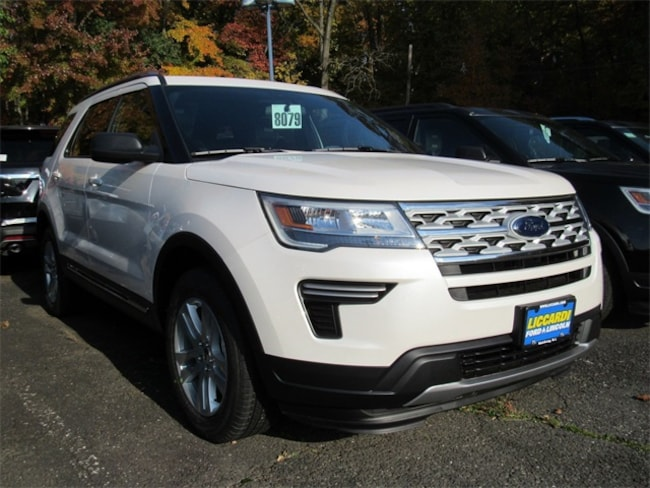 2019 Ford Explorer XLT AWD SUV for sale in Watchung, NJ at Liccardi Ford