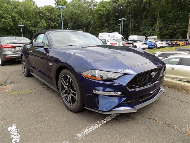 2018 Ford Mustang GT Premium Convertible for sale in Watchung, NJ at Liccardi Ford