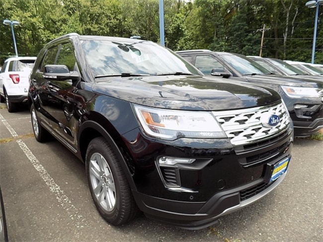 2018 Ford Explorer XLT AWD SUV for sale in Watchung, NJ at Liccardi Ford