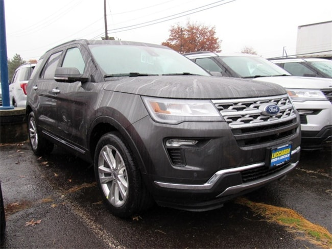2019 Ford Explorer Limited AWD SUV for sale in Watchung, NJ at Liccardi Ford