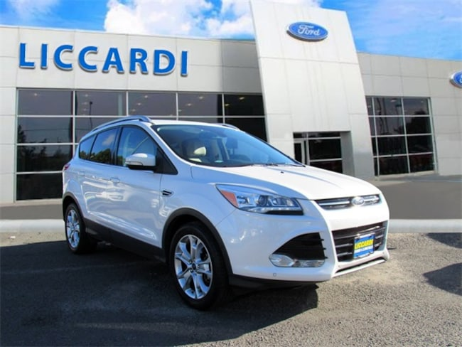 2016 Ford Escape Titanium SUV for sale in Watchung, NJ at Liccardi Ford