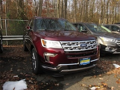 New 2019 Ford Explorer Limited AWD SUV 1FM5K8F82KGA43871 for sale in Watchung, NJ at Liccardi Ford