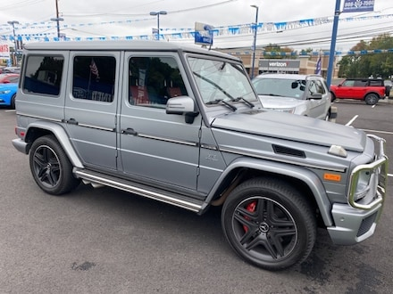 Used 2016 Mercedes-Benz AMG G G65 4MATIC SUV for sale in Watchung
