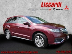 2016 Acura RDX Base w/Advance Package (A6) SUV For Sale in Green Brook