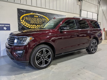 2020 Ford Expedition Limited 4x4 4dr SUV SUV