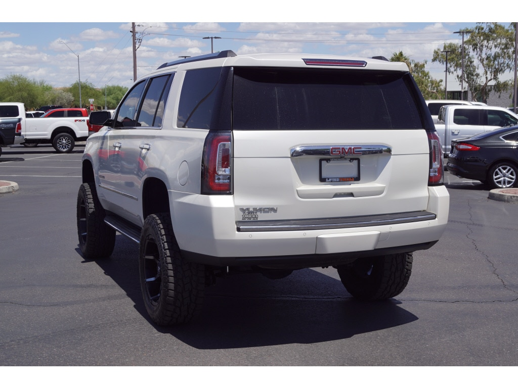 Used 2015 GMC Yukon For Sale at Lifted Trucks | VIN
