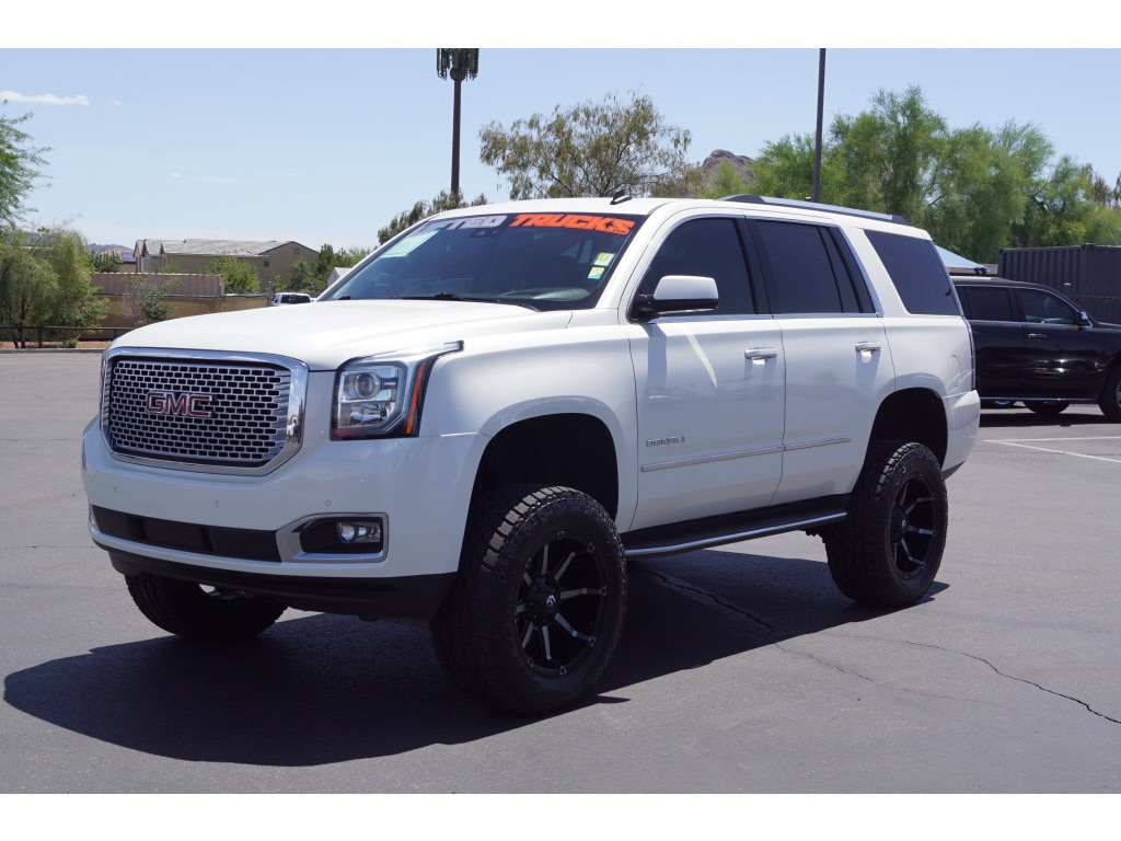 Used 2015 GMC Yukon For Sale at Lifted Trucks   VIN