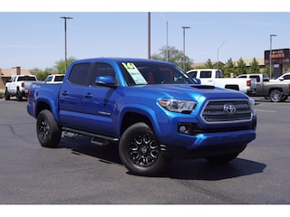 2016 Toyota Tacoma TRD Sport Truck Double Cab