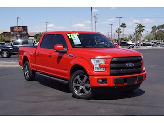 Used 2016 Ford F-150 Truck SuperCrew Cab in Phoenix, AZ