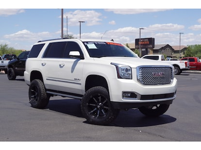 Gmc Yukon For Sale >> Used 2015 Gmc Yukon For Sale At Lifted Trucks Vin
