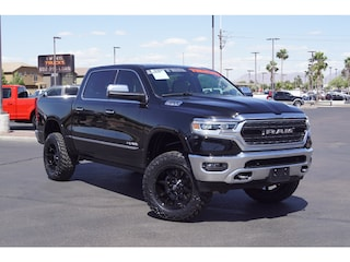 Used 2019 Dodge Ram 1500 Limited Truck Crew Cab in Phoenix, AZ