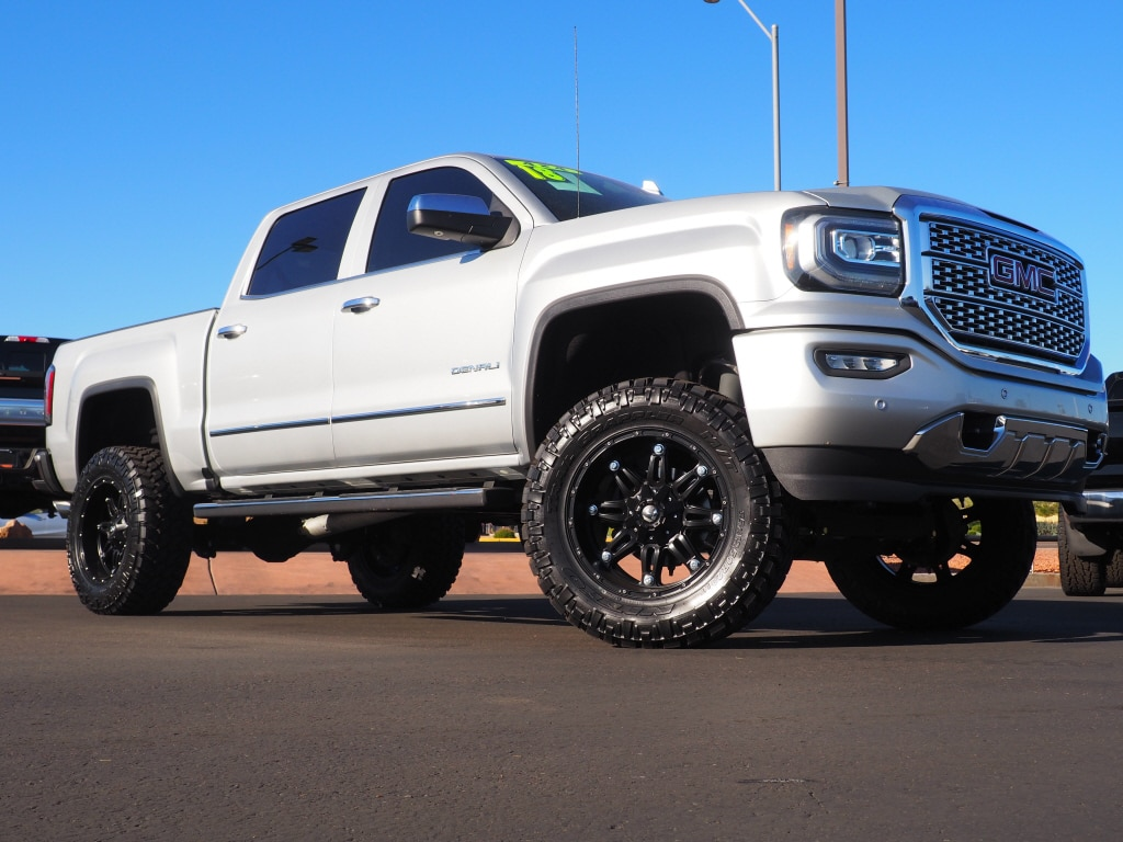 Used 2018 Gmc Sierra 1500 For Sale At Lifted Trucks Vin