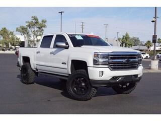 Used 2017 Chevrolet Silverado 1500 High Country Truck Crew Cab in Phoenix, AZ