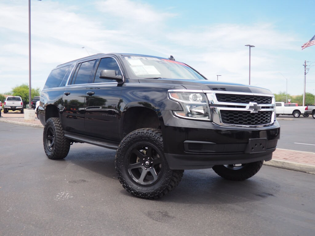 Lifted Suburban For Sale >> Used 2018 Chevrolet Suburban For Sale At Lifted Trucks Vin