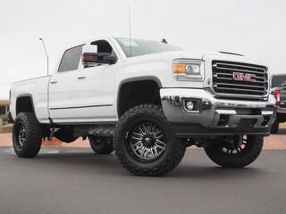 Used Diesel 2018 GMC Sierra 2500 SLT Truck Crew Cab for sale in Phoenix