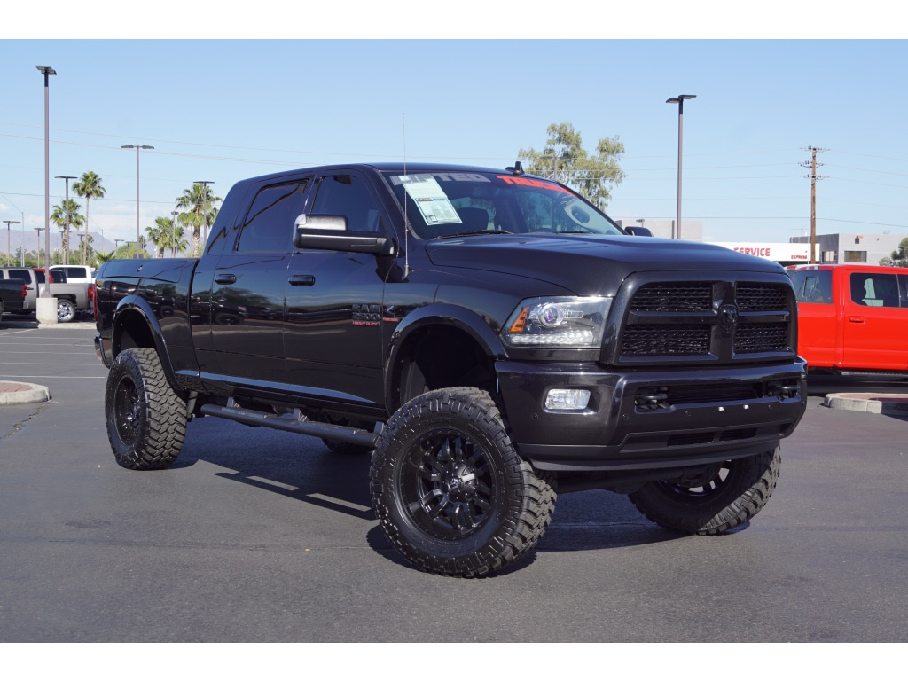 Dodge Trucks 2016 >> Used 2016 Dodge Ram 2500 For Sale At Lifted Trucks Vin