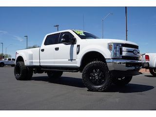 Used 2019 Ford F-350 Super Duty XLT 4WD Crew CAB 8 BOX Truck Crew Cab in Phoenix, AZ