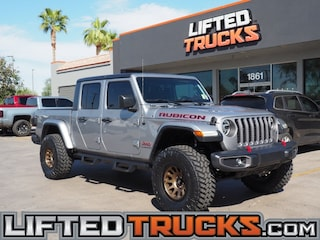 Used 2020 Jeep Gladiator Rubicon 4X4 Truck Crew Cab in Phoenix, AZ