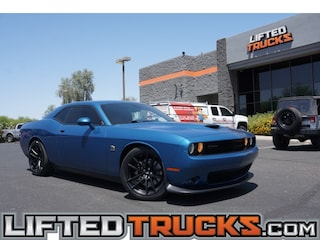 2020 Dodge Challenger R/T Scat Pack RWD Coupe