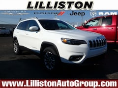 New 2019 Jeep Cherokee LATITUDE PLUS 4X4 Sport Utility for sale in Millville, NJ