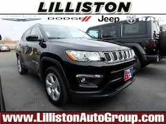New 2019 Jeep Compass LATITUDE 4X4 Sport Utility for sale in Millville, NJ