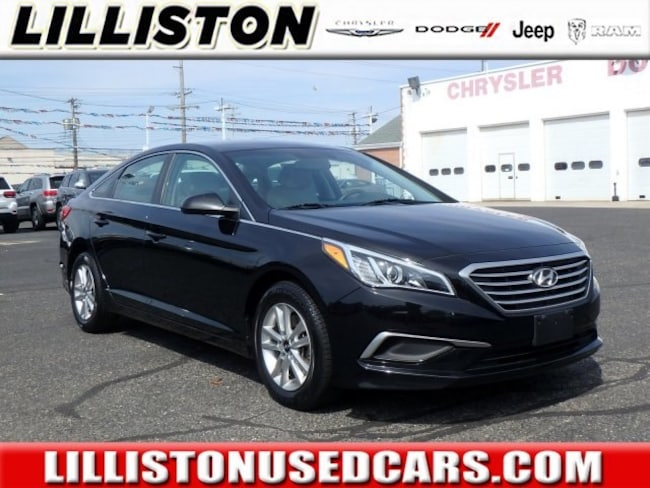 Used 2016 Hyundai Sonata SE w/PZEV Sedan for sale in Millville, NJ