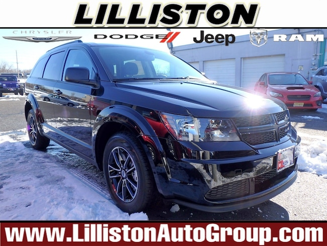 New 2018 Dodge Journey SE Sport Utility for sale in Millville, NJ