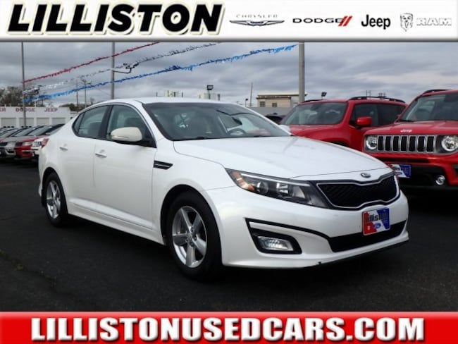 Used 2015 Kia Optima LX FWD Sedan for sale in Millville, NJ